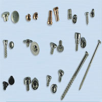 Electronic Watches Screws
